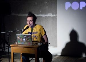 Popaganda (2012, Glasgow) Photo by Julia Bauer